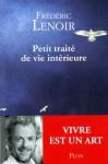 """Couverture du livre : """"Petit traité de vie intérieure"""""""