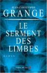 """Couverture du livre : """"Le serment des limbes"""""""