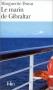"""Couverture du livre : """"Le marin de Gibraltar"""""""
