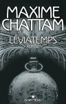 """Couverture du livre : """"Léviatemps"""""""