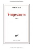 """Couverture du livre : """"Vengeances"""""""