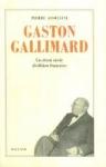 """Couverture du livre : """"Gaston Gallimard"""""""