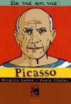 """Couverture du livre : """"Picasso"""""""