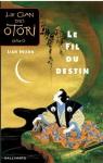 """Couverture du livre : """"Le fil du destin"""""""
