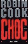 """Couverture du livre : """"Choc"""""""