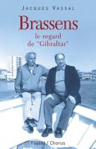 """Couverture du livre : """"Brassens"""""""