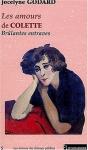 """Couverture du livre : """"Les amours de Colette"""""""