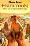 """Couverture du livre : """"Hanuman"""""""