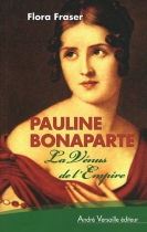 """Couverture du livre : """"Pauline Bonaparte"""""""
