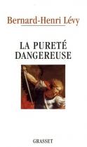 """Couverture du livre : """"La pureté dangereuse"""""""