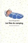 """Couverture du livre : """"Les fées du camping"""""""