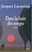 """Couverture du livre : """"Dans la forêt des songes"""""""