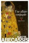 """Couverture du livre : """"Une affaire conjugale"""""""