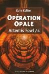 """Couverture du livre : """"Opération opale"""""""