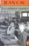 """Couverture du livre : """"Les culottes courtes"""""""