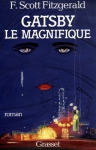 """Couverture du livre : """"Gatsby le magnifique"""""""