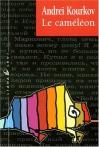 """Couverture du livre : """"Le caméléon"""""""