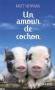"""Couverture du livre : """"Un amour de cochon"""""""