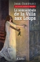 """Couverture du livre : """"Le somnambule de la Villa aux Loups"""""""