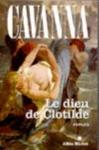 """Couverture du livre : """"Le dieu de Clotilde"""""""