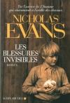 """Couverture du livre : """"Les blessures invisibles"""""""