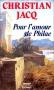"""Couverture du livre : """"Pour l'amour de Philae"""""""