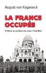 """Couverture du livre : """"La France occupée"""""""