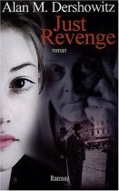 """Couverture du livre : """"Just revenge"""""""