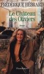 """Couverture du livre : """"Le château des oliviers"""""""