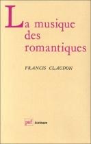 """Couverture du livre : """"La musique des romantiques"""""""
