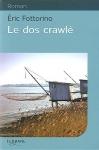 """Couverture du livre : """"Le dos crawlé"""""""