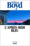 """Couverture du livre : """"L'après-midi bleu"""""""