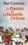 """Couverture du livre : """"Le pianiste de la Nouvelle-Orléans"""""""