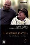 """Couverture du livre : """"Tu as changé ma vie"""""""