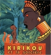 """Couverture du livre : """"Kirikou et la sorcière"""""""