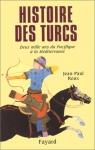 """Couverture du livre : """"Histoire des Turcs"""""""