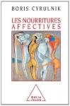 """Couverture du livre : """"Les nourritures affectives"""""""