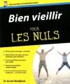 """Couverture du livre : """"Bien vieillir pour les Nuls"""""""