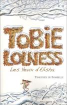 """Couverture du livre : """"Les yeux d'Elisha"""""""