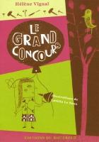 """Couverture du livre : """"Le grand concours"""""""