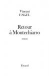 """Couverture du livre : """"Retour à Montechiarro"""""""