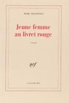 """Couverture du livre : """"Jeune femme au livret rouge"""""""