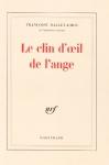 """Couverture du livre : """"Le clin d'oeil de l'ange"""""""