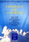 """Couverture du livre : """"Femmes de lumière"""""""