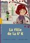 """Couverture du livre : """"La fille de la 6e K"""""""