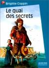 """Couverture du livre : """"Le quai des secrets"""""""