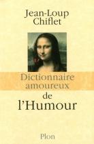 """Couverture du livre : """"Dictionnaire amoureux de l'humour"""""""