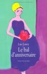 """Couverture du livre : """"Le bal d'anniversaire"""""""