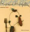 """Couverture du livre : """"La caresse du papillon"""""""