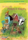 """Couverture du livre : """"Le jour où Picpus a disparu"""""""